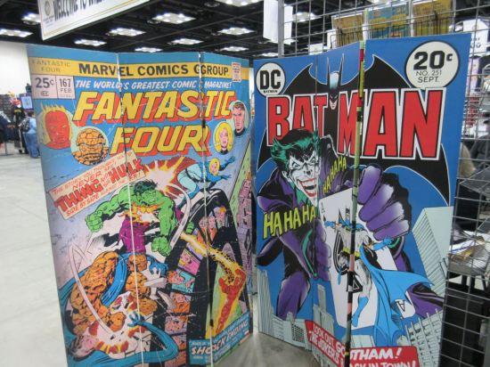 Giant Comics!