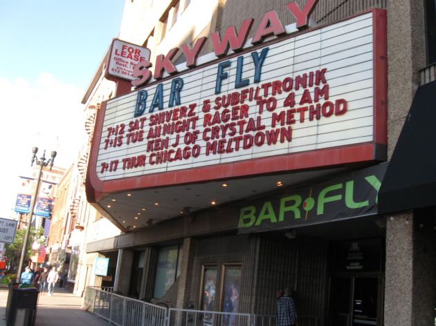 Skyway Marquee!