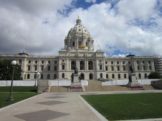 Minnesota Capitol Dome!