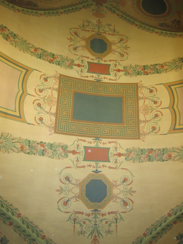 Capitol Ceiling!