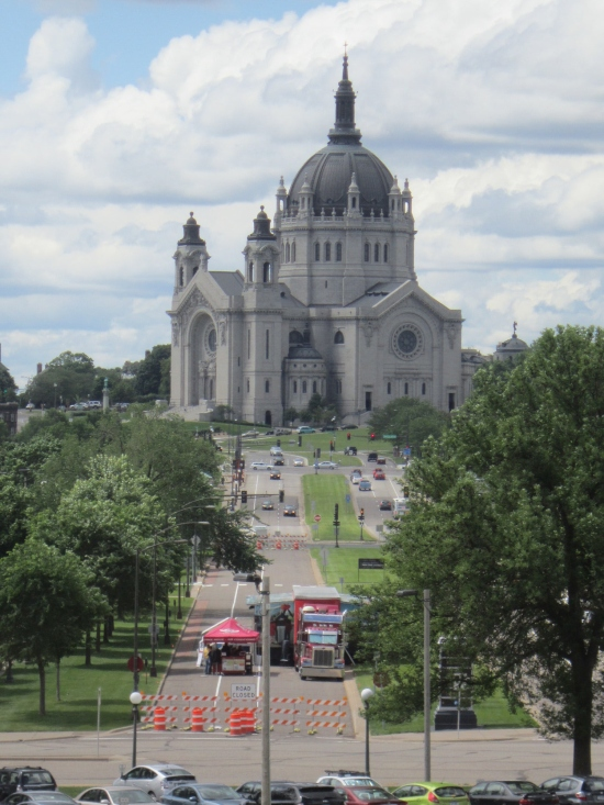 Cathedral of St. Paul!