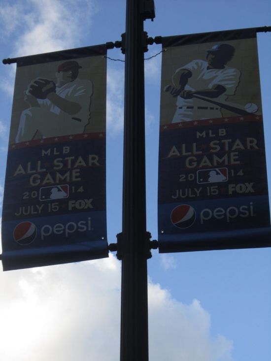 2014 MLB All-Star Game!