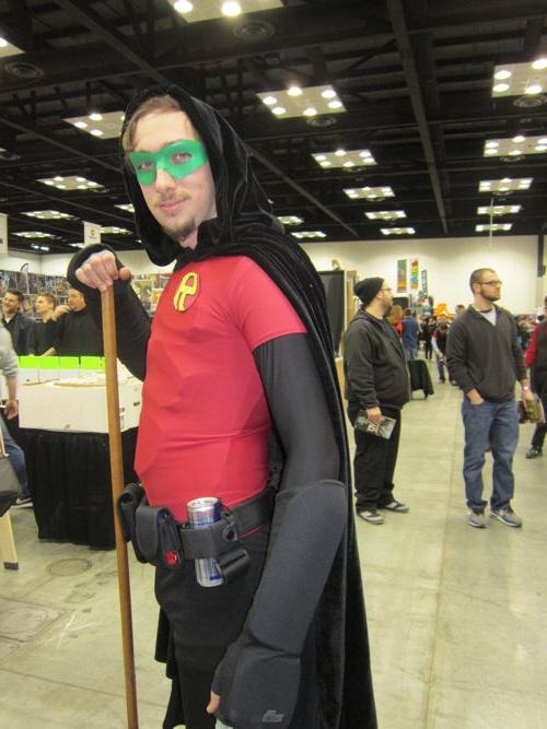 Damian Wayne!