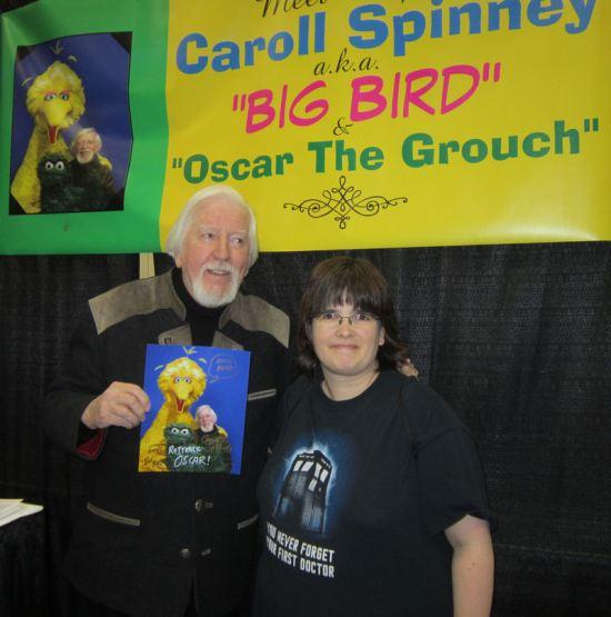 Caroll Spinney!