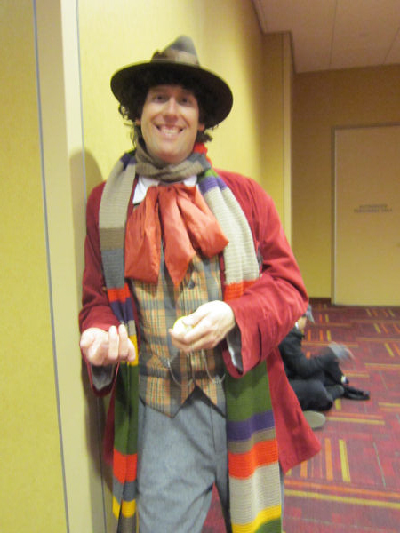 Fourth Doctor!
