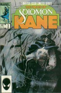 Solomon Kane #3!