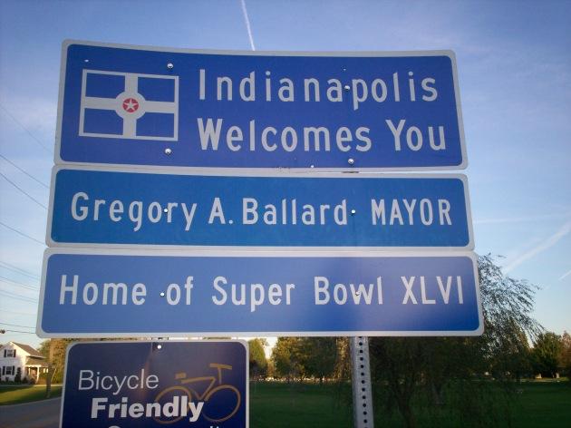 Indianapolis Welcomes You!