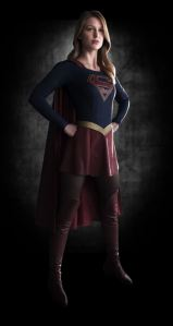 All-New Supergirl!