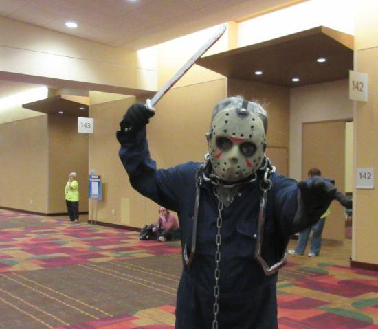 Jason Voorhees!