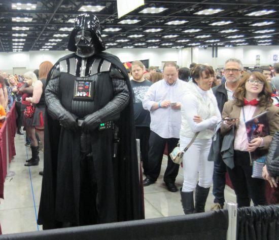 Darth Vader!