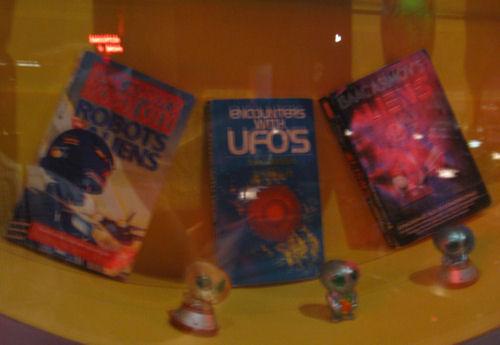 Space Aliens!
