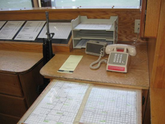 Cold War Desk!