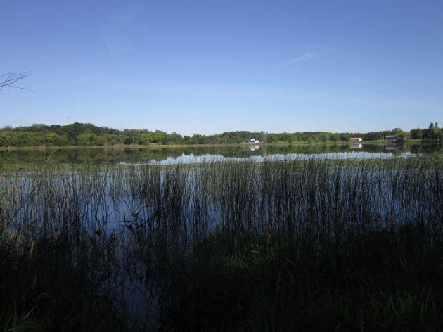Fuller Lake!