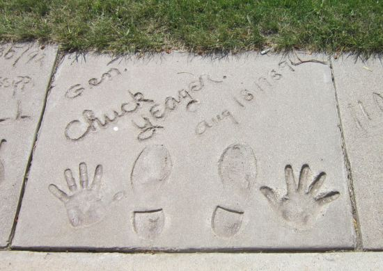 Chuck Yeager!