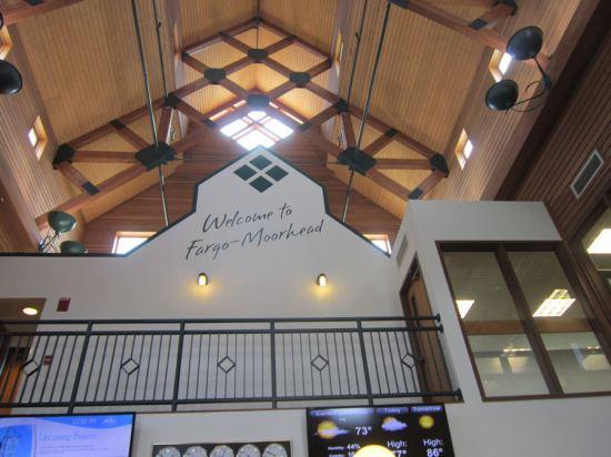 Visitors Center!