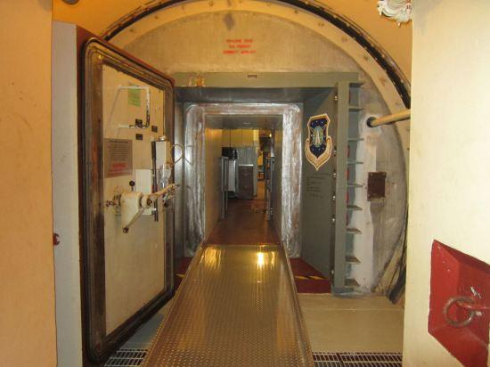 Underground Bunker!