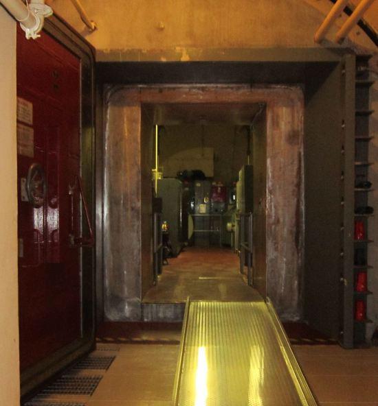 Bunker Entrance!