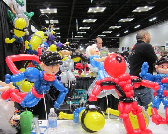 Balloon Deadpool!