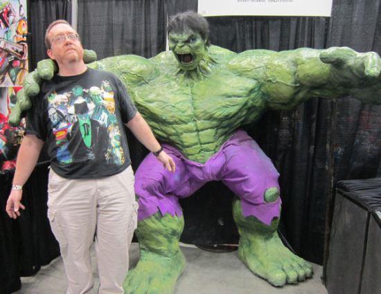 Hulk Smash!