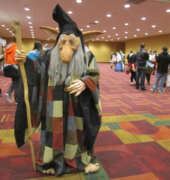 Gnome Wizard?