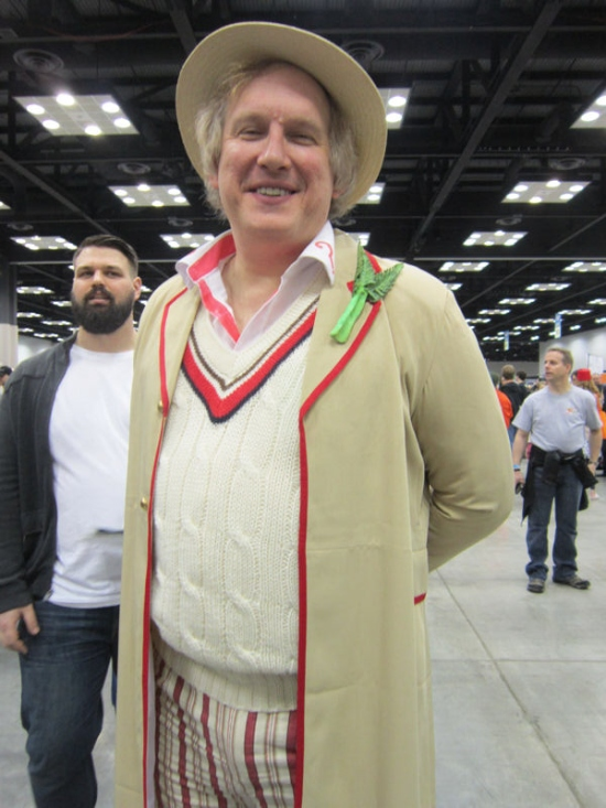 5th Doctor!