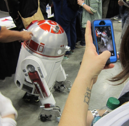 Astromech Droid!