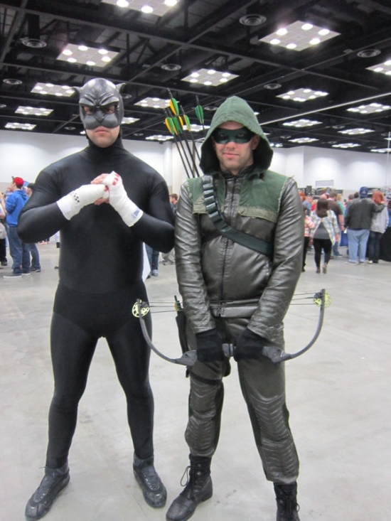 Wildcat + Arrow!