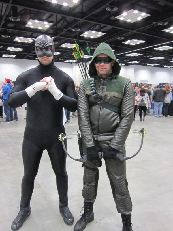 Wildcat + Arrow!