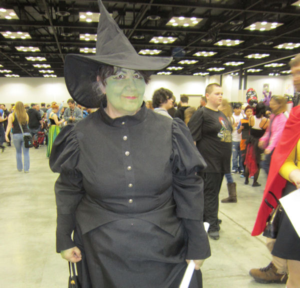Wicked Witch of the West!