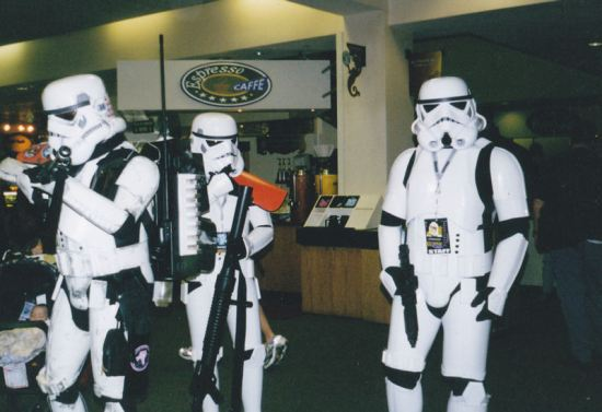Cafetroopers!