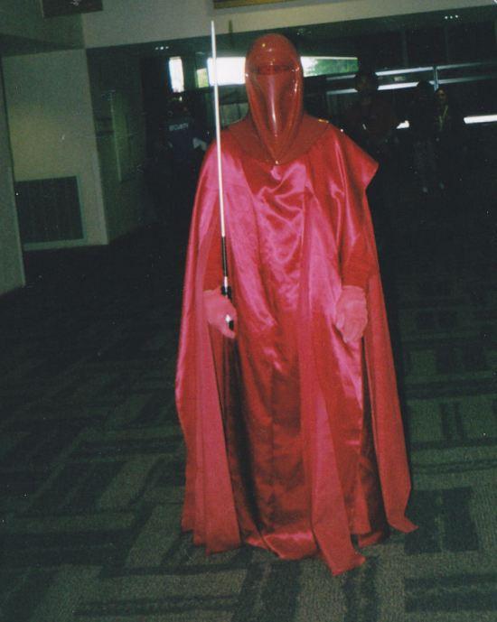 Crimson Guard!