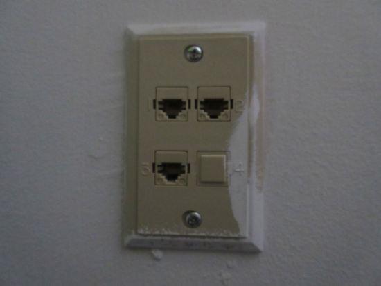Ethernet Jack!