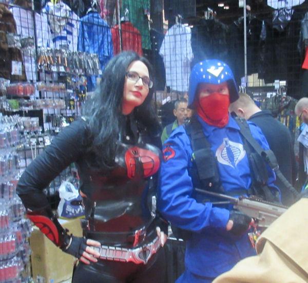 Baroness + Cobra!