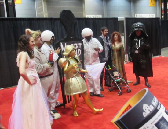 Spaceballs: the Cosplayers!