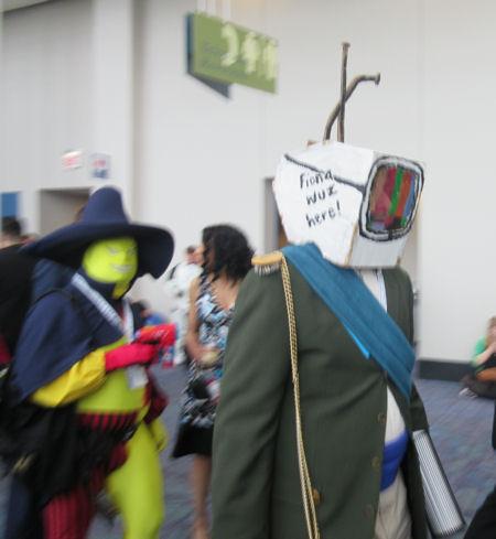 Prince Robot IV!