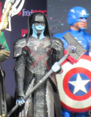 Ronan the Accuser!