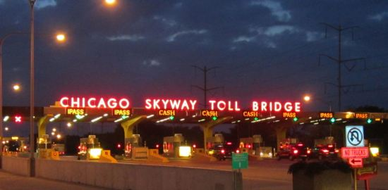 Chicago Skyway!