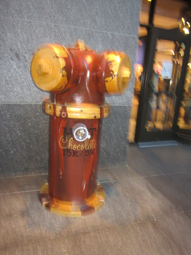 Chicago Fire hydrant!