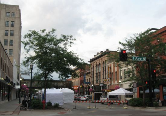 Downtown Fargo!
