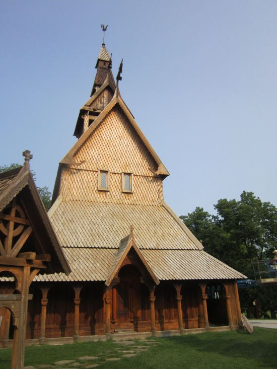 Hopperstad Stave Church!