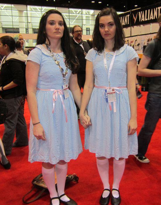 Shining Twins!