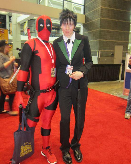 Deadpool + Penguin!