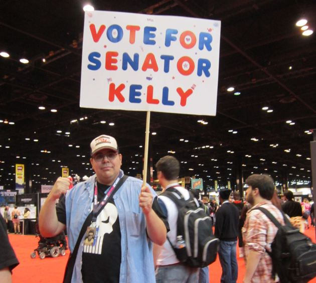 Kelly Supporter!