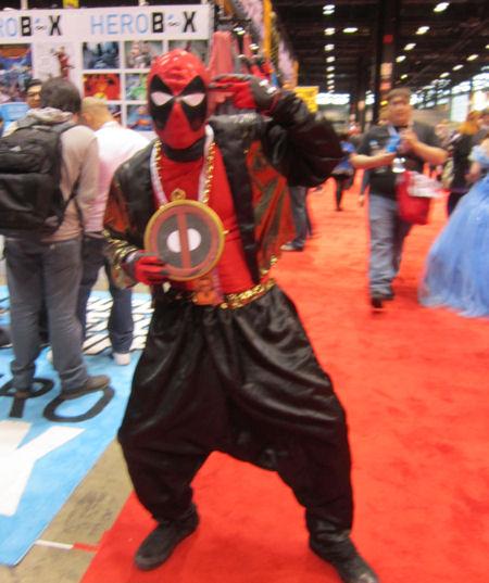 Deadpool Flav!