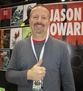 Jason Howard!