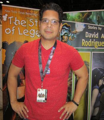 David A. Rodriguez!