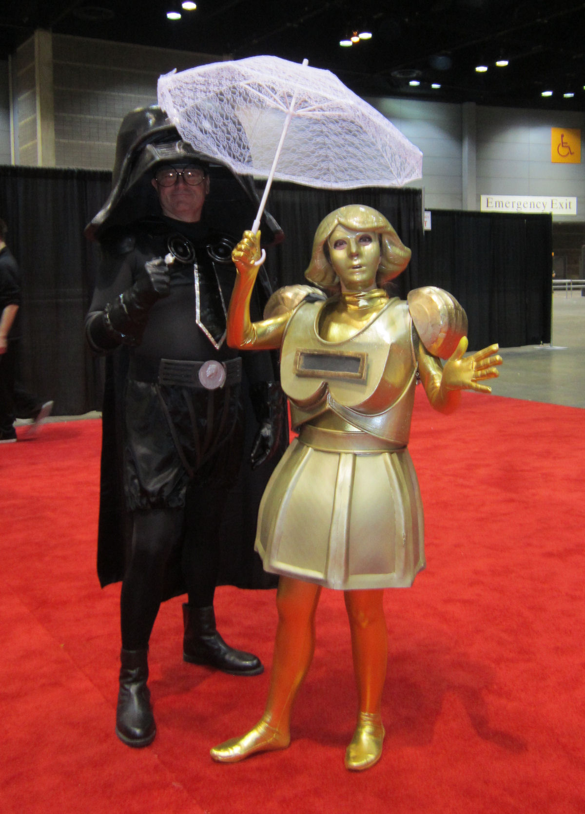 C2e2 2015 Photos Part 6 Of 9 Mystery Science Costumes 3000