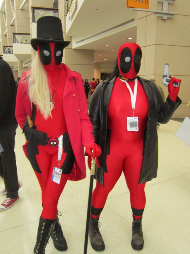 Ladies Deadpool!
