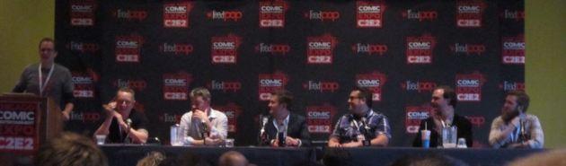 Marvel Secret Wars Battleworld Panel!