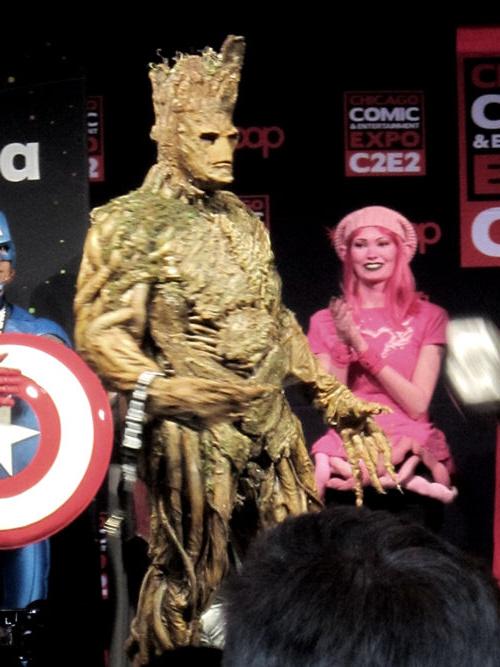 He Is Still Groot!